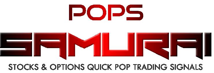 POPS SAMURAI- options signals2